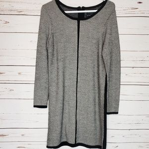 Cynthia Rowley 100% Merino Wool Shift Dress